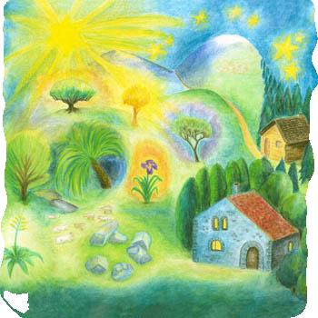Calendari d'Advent dibuixat per Miquel Fígols