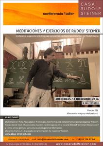 Los sellos planetarios de Rudolf Steiner - Meditaciones y ejercicios de R. Steiner. Klaus Christ
