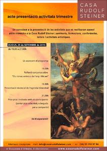 Presentación Agenda. Micael