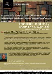 Tecnología, medicina y libertad en el Siglo XXI